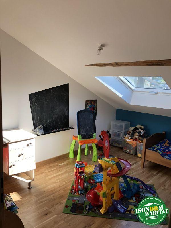 Chambre d'enfant après travaux